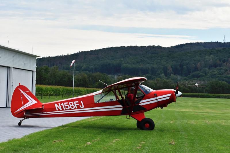 Roční prohlídka Letounu Piper PA-18 Super Cub